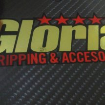 Logo Gloria Striping & Acc.