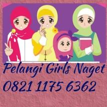 Logo pelangi girls naget
