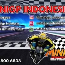 Logo minigp indonesia