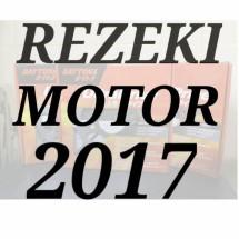 Logo Rezeki Motor 2017