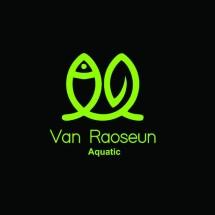 Logo Van Raoseun Aquatic