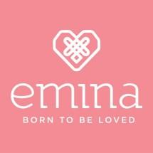 Logo emina cosmetics