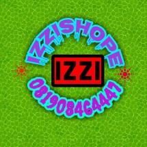 Logo izzishope