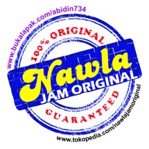 Logo Nawla Arloji Original