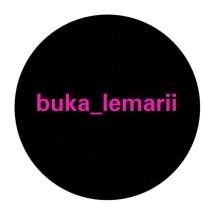 Logo BUKA LEMARII