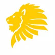 Logo Gold Lion
