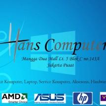 Logo Hans Computer