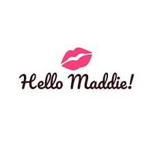 Logo Hello Maddie