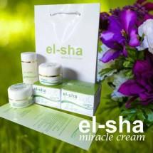 Logo el-sha miracle cream