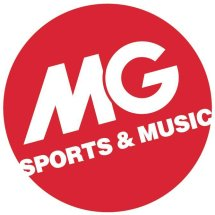 Logo MG Sports & Music