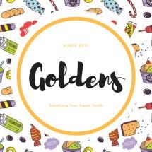 Logo House of Goldens