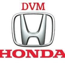 Logo DVM HONDA