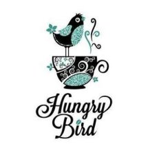 Logo Hungry Bird Coffee
