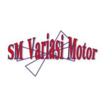 Logo SM variasi motor