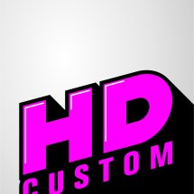 Logo HDCustom