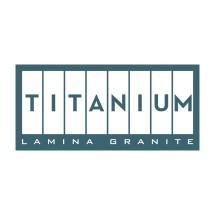 Logo Titanium Lamina Granite