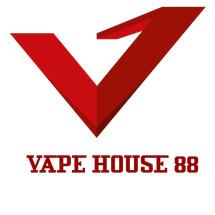Logo vape house 888
