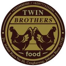 Logo Twin brother Food