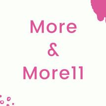 Logo More&More11