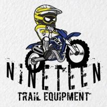 Logo NINETEEN MX BANDUNG