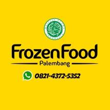Logo Frozen Food Palembang