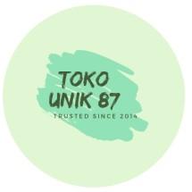 Logo Toko Unik 87