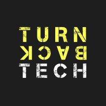 Logo turn back tech