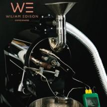 Logo Wiliam Edison Coffee Lab