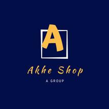 Logo Akhe Online Shop