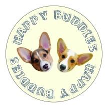 Logo Happy Buddies