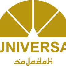 Logo UNIVERSA Sajadah