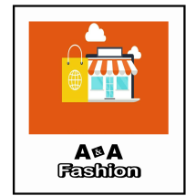 Logo A&A fashion olshop