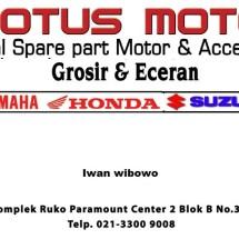 Logo lotus motor serpong
