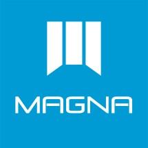 Logo Magna Games & Computer
