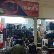 Logo Densha Computer Bandung
