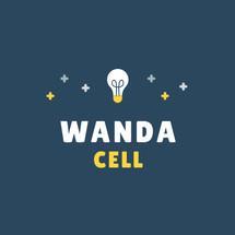 Logo wandacell