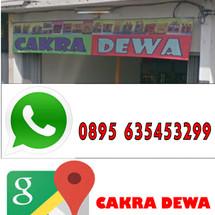 Logo CAKRA DEWA