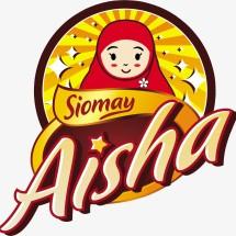 Logo Siomay Aisha Frozen