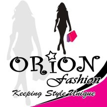 Logo Orion Fashion