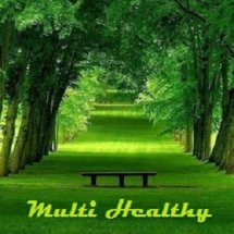 Logo Multi Healthy