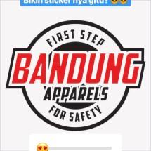 Logo BANDUNG APPARELS