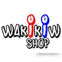 Logo Wakikiw shop