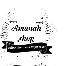 Logo Grosir amanah shop