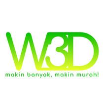 Logo W3d Shop