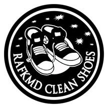 Logo RAFKMD CLEAN SHOES