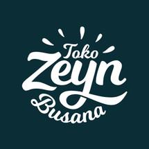 Logo Toko Zeyn Busana