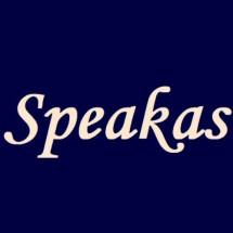 Logo SPEAKAS