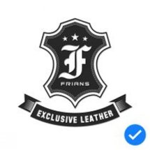 Logo Frians Leather Shop