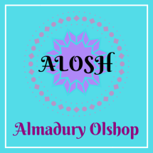 Logo almadury olshop