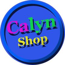 Logo Calyn Shop